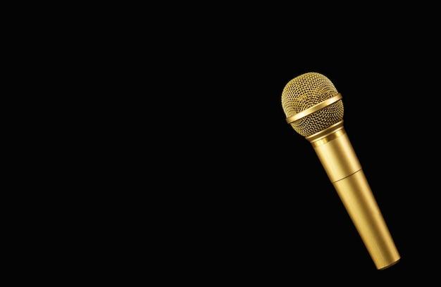 Złoty mikrofon