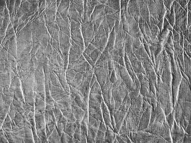 Zmięta papierowa tekstura powierzchni