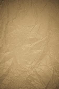 Zmięty papier recyklingu tło.