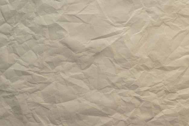 Zmięty papier. szczegółowe tekstury w wysokiej rozdzielczości. abstrakcyjne tło dla tapety.