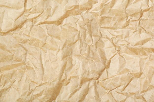 Zmięty papier tekstura tło