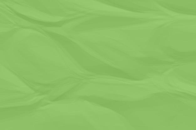 Zmięty zielonego papieru tła zakończenie up