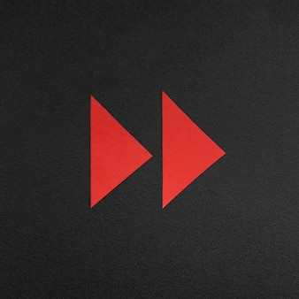 Znak czerwonej strzałki