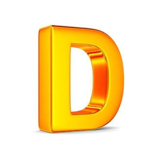 Znak d na spacji