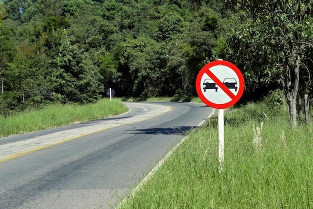 Znak drogowy