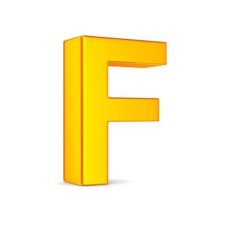 Znak f na spacji