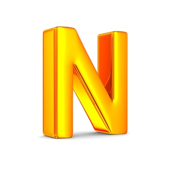 Znak n na spacji