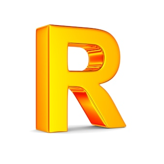 Znak r na spacji