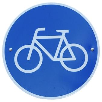 Znak ścieżki rowerowej