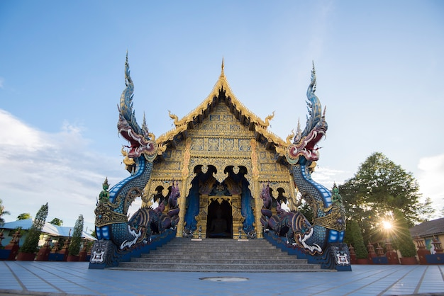 Znane miejsce w chiangrai