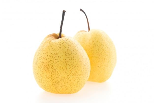 Żółta gruszka