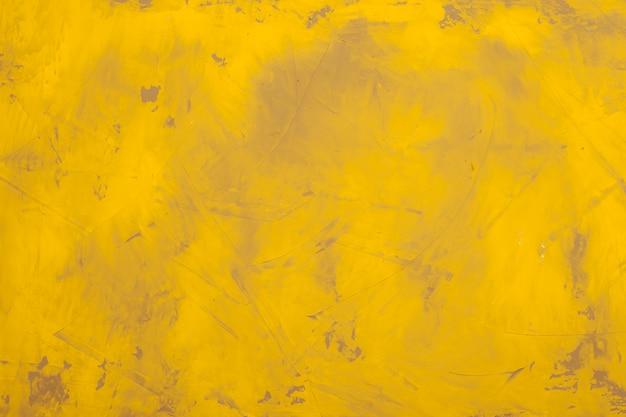 Żółta ściana tekstur