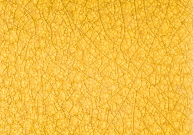 Żółta szklana mozaika, płytki tło