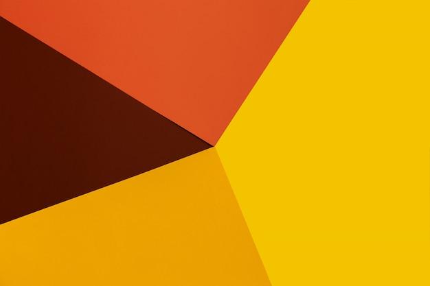 Żółte, brązowe i pomarańczowe tło