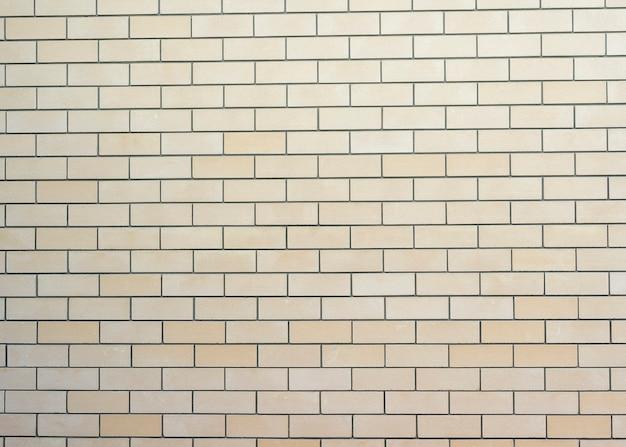 Żółte cegły ściany cementowe teksturowane