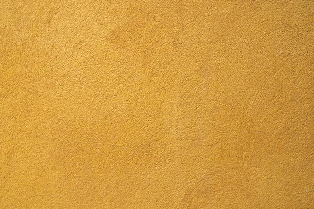 Żółte tło betonowe ściany