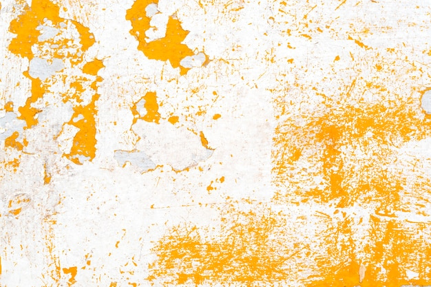 Żółte tło cementowe