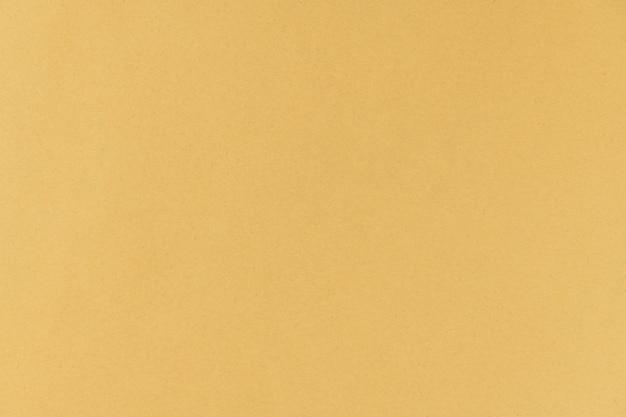 Żółte tło papieru proste rękodzieło zrób to sam