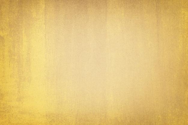 Żółty gruboziarnisty papier