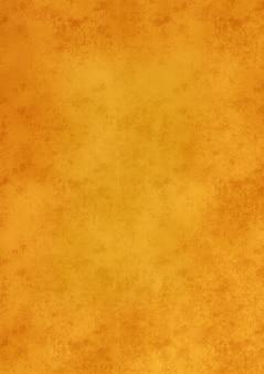 Żółty stary papierowy tekstury tło