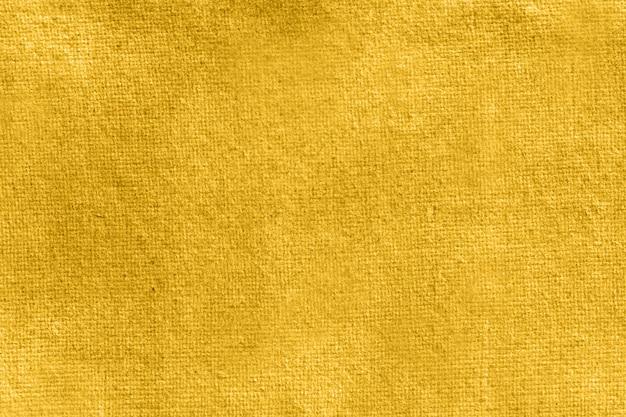 Żółty streszczenie akwarela cieniujący pędzel