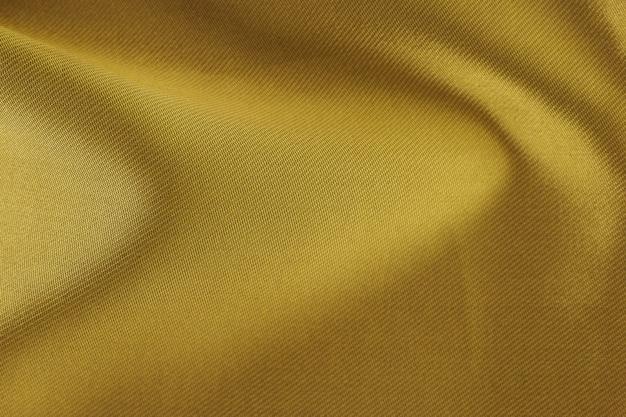 Żółty tkaniny