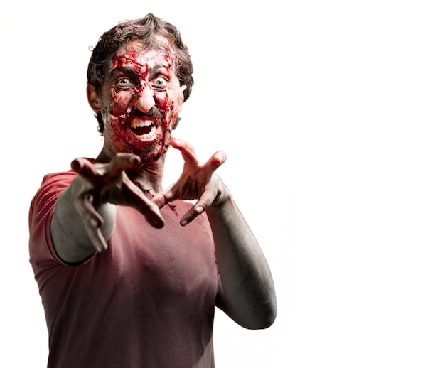 Zombie bok