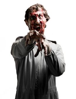 Zombie płoszącą