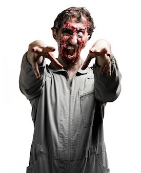 Zombie z jednym okiem