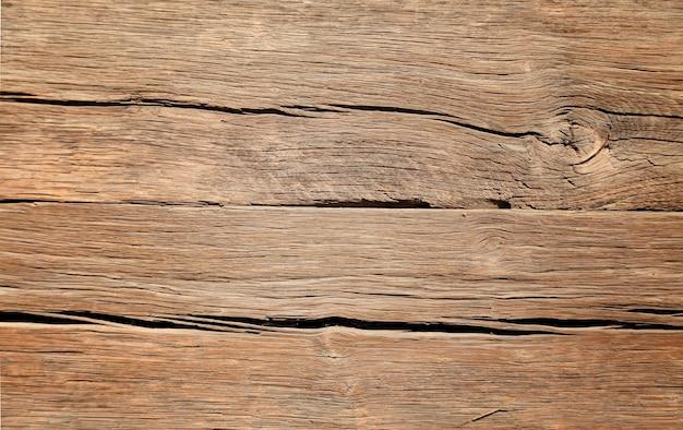 Zrujnowane naturalne drewniane tło