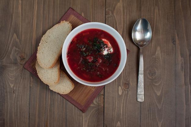 Zupa barszczowa