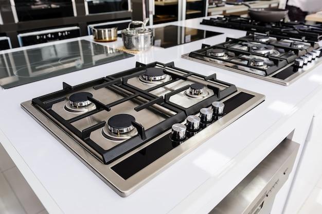 Zupełnie nowe kuchenki gazowe