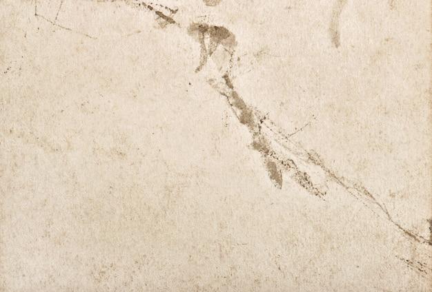 Zużyta tekstura papieru. nieczysty papierowy tło