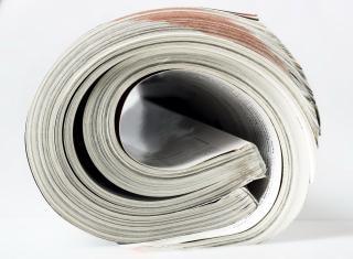 Zwinięte magazyn