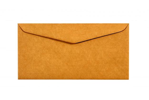 Zwykły brązowa koperta manila