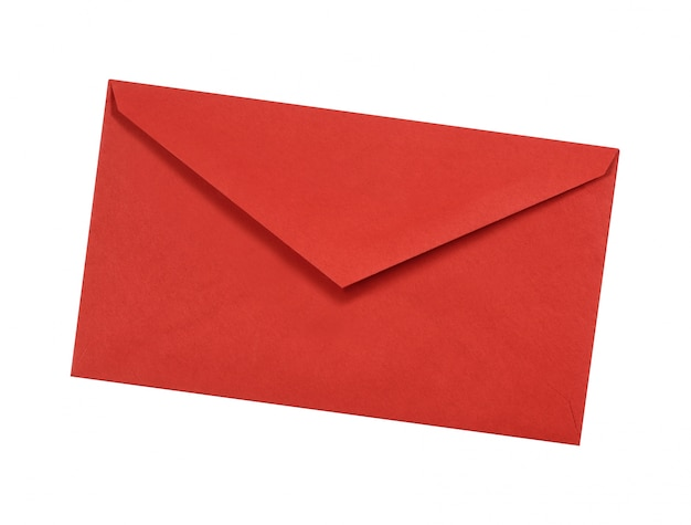 Zwykły czerwone koperty