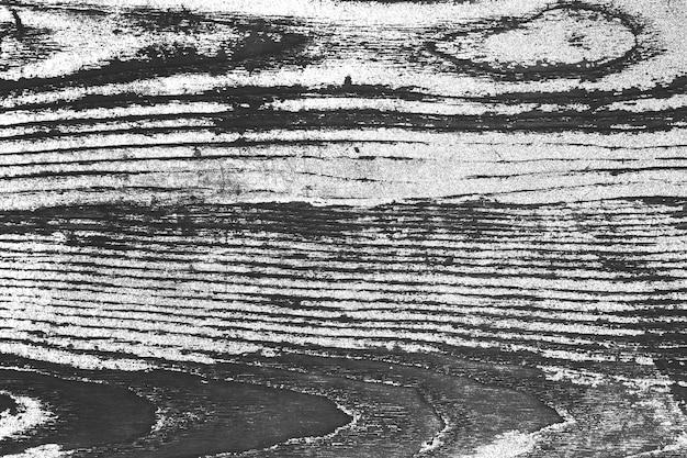 Zwykły drewniany teksturowany baner blogowy