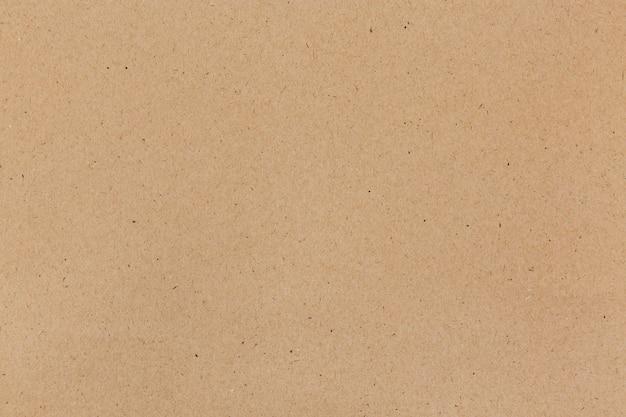 Zwykły, płaski rzemiosło eko tekstura tło puste papieru. pusta przestrzeń, miejsce na tekst, kopia, napis.