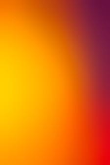 Żywe kolory w abstrakcji