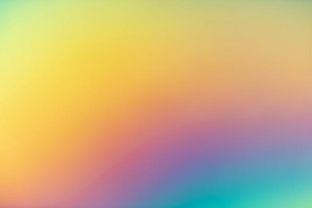Żywe rozmyte kolorowe tło