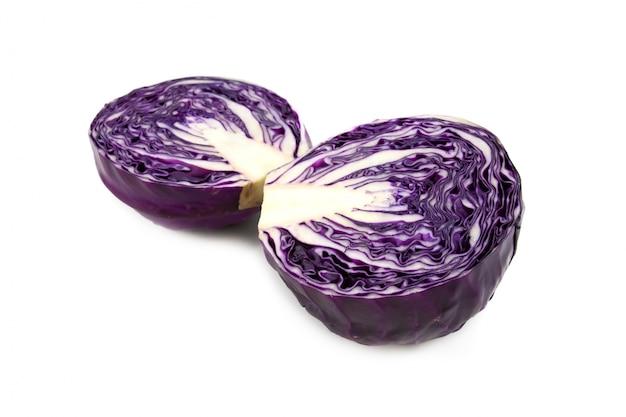 Żywienie purpurowy surowy surowiec diety