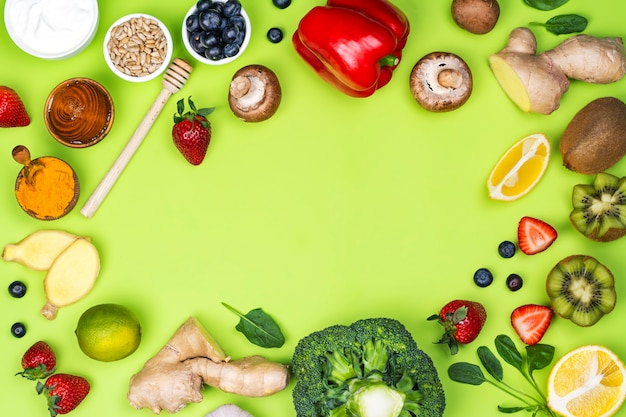 Żywność wzmacniająca odporność