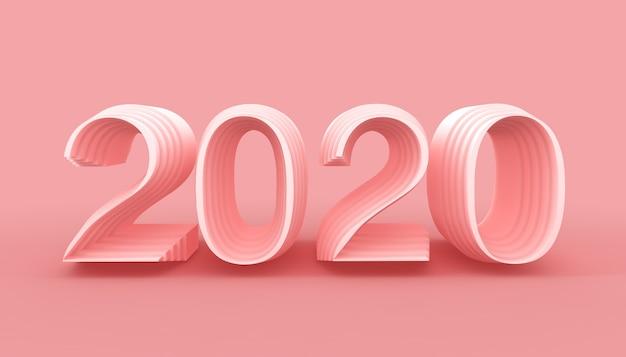 2020 años en rosa