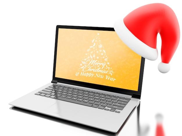 3d de compras en linea para navidad