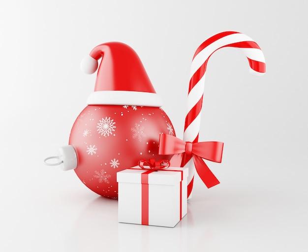 3d decoracion de navidad