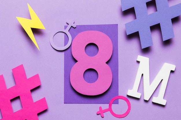 8 de marzo movimiento feminista y día de la mujer