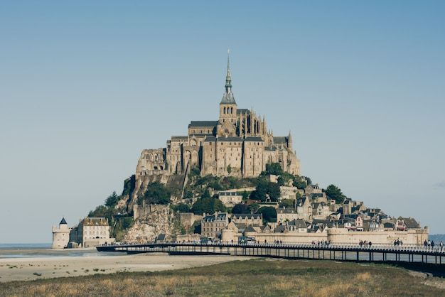 Abadía del mont saint michel