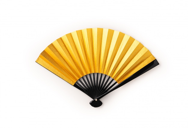 Abanico tradicional japones