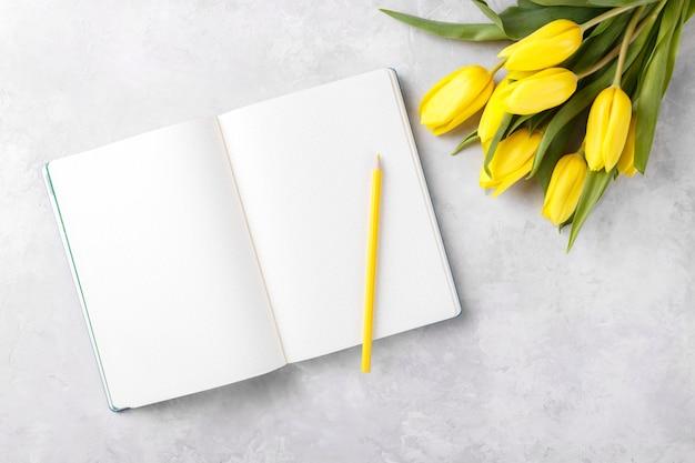 Abrir bloc de notas en blanco