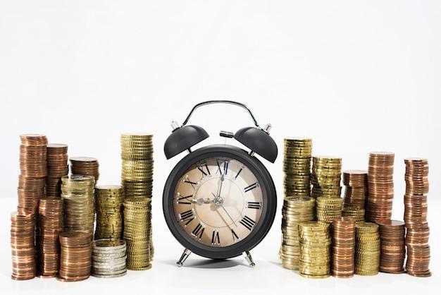 Abstracción de tiempo y dinero.